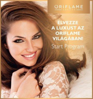 Élvezze a luxust az Oriflame világában