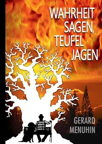 Gerard Menuhin - Wahrheit-sagen-Teufel-jagen-komplett