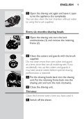 Philips Shaver series 3000 Electric shaver - User manual - ELL - Page 7