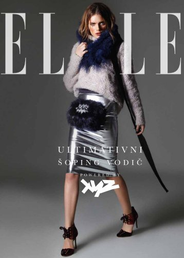Elle shopping guide powered by XYZ Premium Fashion Store
