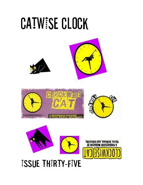 CATWISE CLOCK