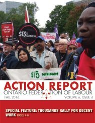 Special feature Thousands Rally for Decent Work