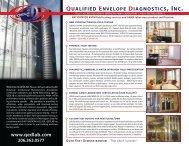 qualified envelope diagnostics, inc. - MyBuildingPermit.com