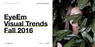 Visual Trends Fall 2016