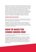TO SMOKING IN CONDOS - Page 6
