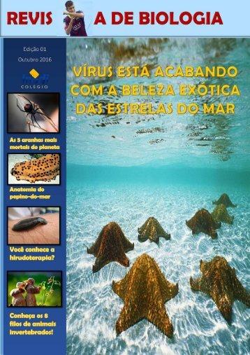 Revista de Biologia ( Davi, Matheus, Gabriel M e Luccas)
