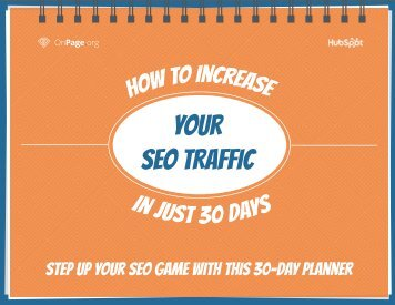 Your SEO TRAFFIC