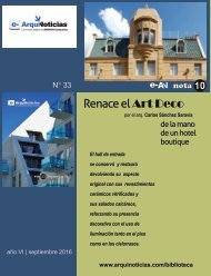 e-AN N° 33 nota N° 10 Renace el Art Deco