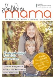Landshuter Mama Ausgabe 4
