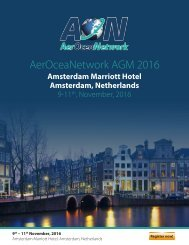 AON AGM 2016 Brochure