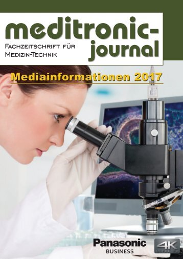 meditronic-journal - Mediaunterlagen 2017