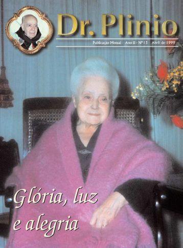 Revista Dr Plinio 13