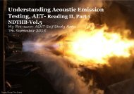 Understanding Acoustic Emission Testing- Reading 2 NDTHB Vol5 Part 1A