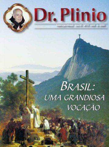 Revista Dr Plinio 25