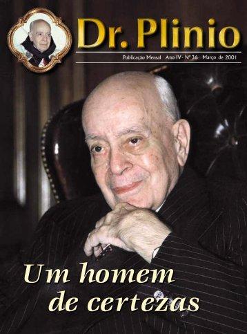 Revista Dr Plinio 36