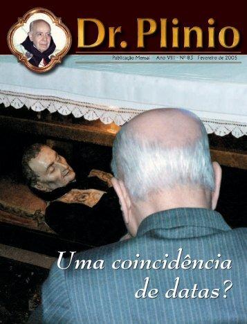 Revista Dr Plinio 83