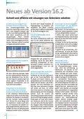Endkundenmagazin insider 2016/3 - SelectLine Software - Page 6