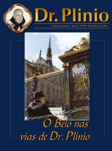 Revista Dr Plinio 44