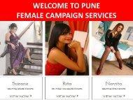 Swati loomba Pune Escorts Campaign Services