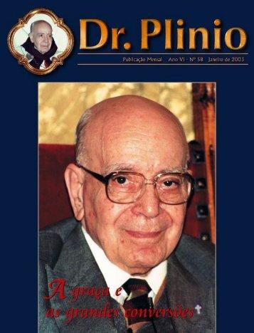 Revista Dr Plinio 58