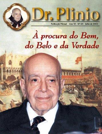 Revista Dr Plinio 64