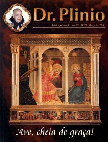 Revista Dr Plinio 72