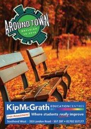 Around Town OCT [28pp] [hi]