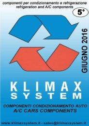 Klimax System Auto giugno 2016