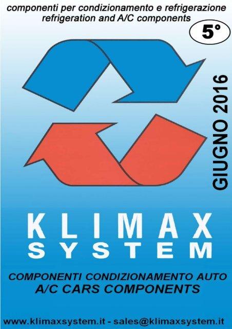Klimax System - componenti condizionamento auto parte 2