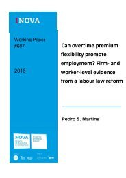 worker-level evidence from a labour law reform