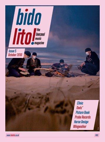 Issue 5 / October 2010