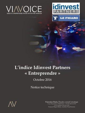 L'indice Idinvest Partners « Entreprendre »