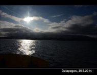 Galapagos, 25.9.2014