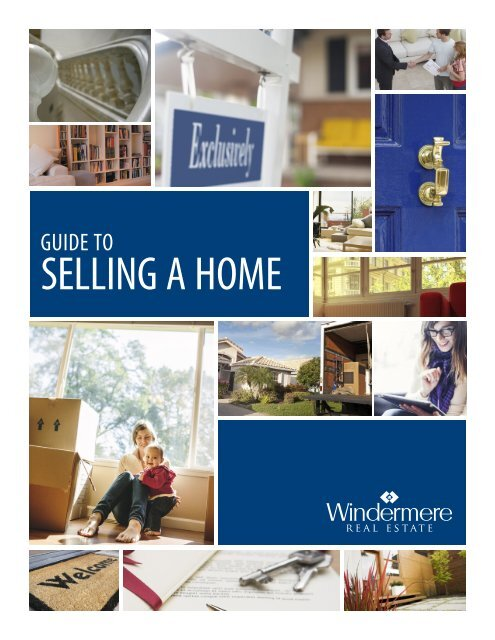 Guide to Selling a Home