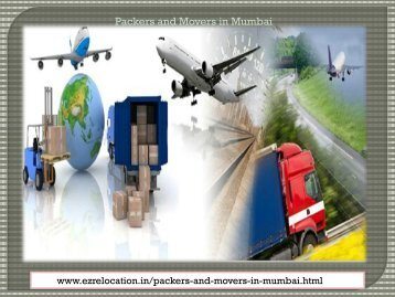 High Quality Packers and Movers in Mumbai