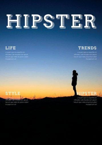 Hipster - Yumpu Demo Magazin