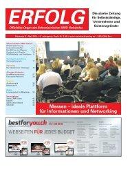 Erfolg_Ausgabe Nr. 5 - Mai 2014