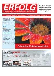 Erfolg_Ausgabe Nr. 4 - April 2014