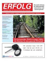 Erfolg_Ausgabe Nr. 6 - Juni 2015