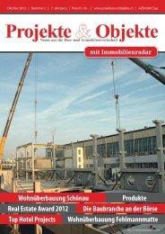 Projekte & Objekte 03/12