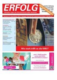 Erfolg_Ausgabe Nr. 1/2 - Januar/Februar 2015