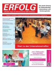 Erfolg_Ausgabe Nr. 4 - April 2015