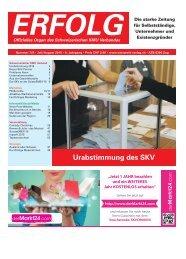 Erfolg_Ausgabe Nr. 7/8 - Juli/August 2015