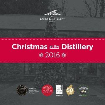 Christmas Distillery 2016