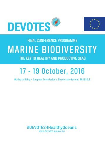 #DEVOTES4HealthyOceans