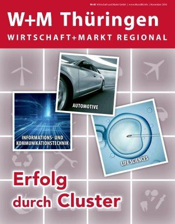 W+M Regional Thüringen