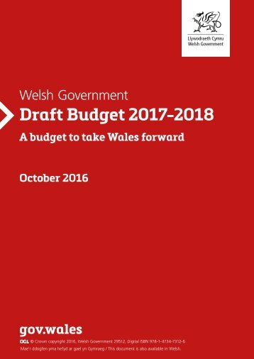 Draft Budget 2017-2018