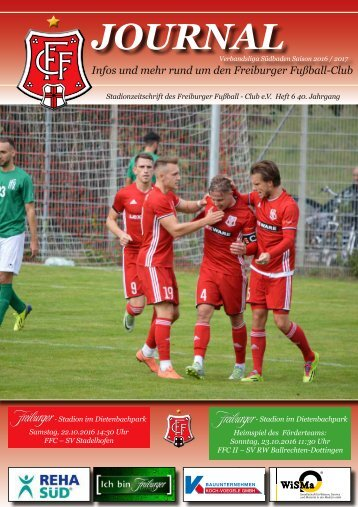Heft 06 FFC - SV Stadelhofen