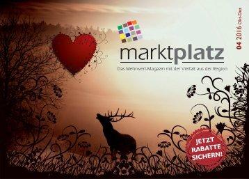 Magazin Marktplatz