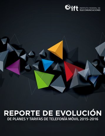 REPORTE DE EVOLUCIÓN
